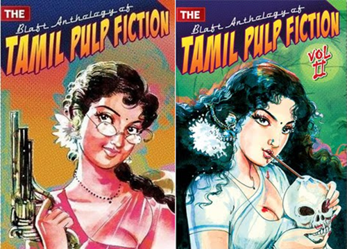 The Blaft Anthology of Tamil Pulp Fiction | Witness to a